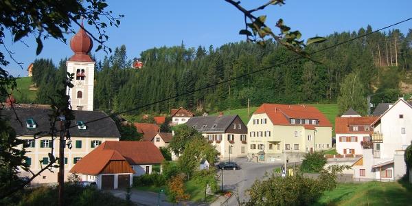 Ortszentrum von Koglhof