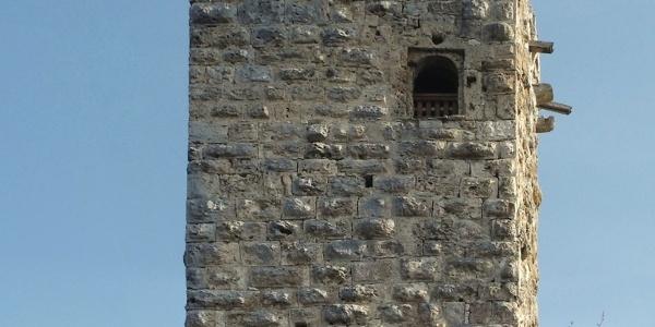Bergfried der Burg Hohenschelklingen