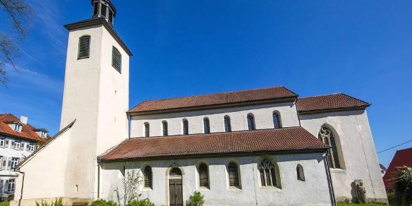 Evangelische Stiftskirche St. Cyriakus
