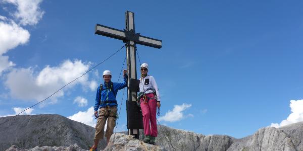 Gipfel Torsäule