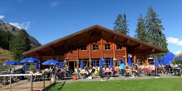 Bergrestaurant Winteregg.