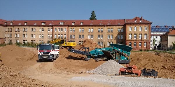 Wohnungsbau auf dem ehemaligen Landesgartenschaugelände in Landau