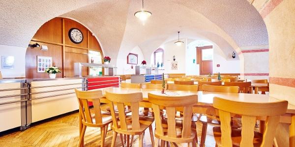 DJH Jugendherberge Wewelsburg - Speisesaal