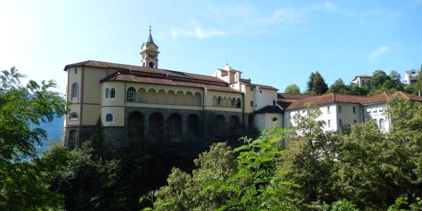 Kloster Madonna del Sasso in Orselina