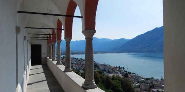 Blick zum Lago Maggiore