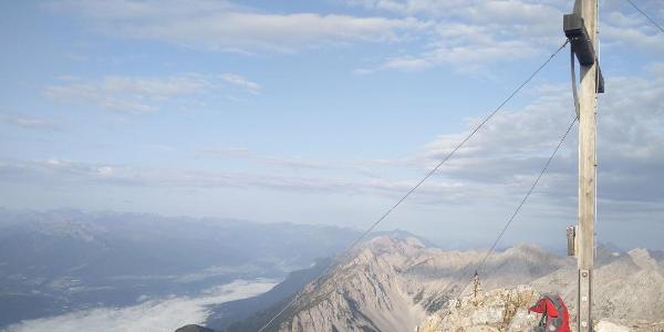 Großer Bettelwurf (2.725 m).. 27.08.2017