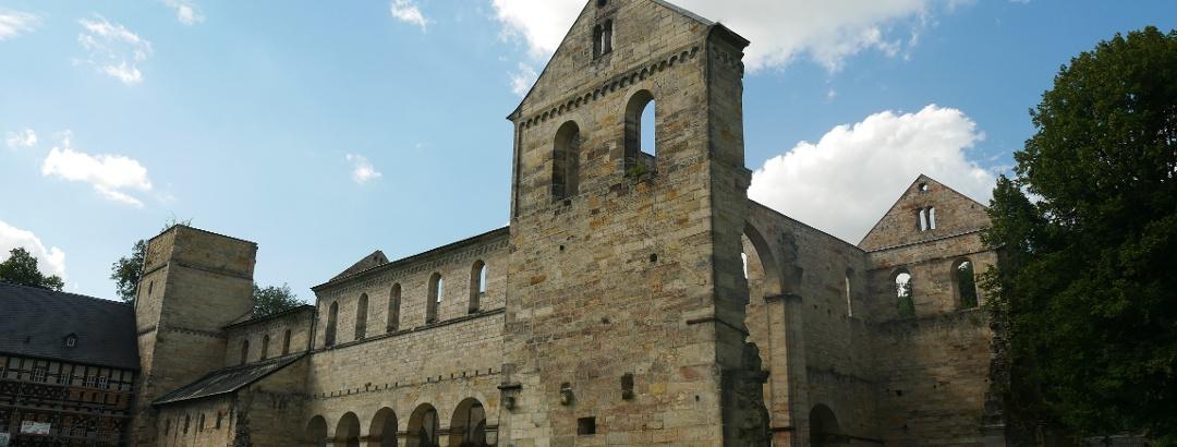 Lutherweg: Von Arnstadt nach Paulinzella