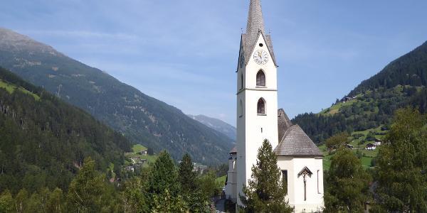 St. Leonhard in Mörtschach