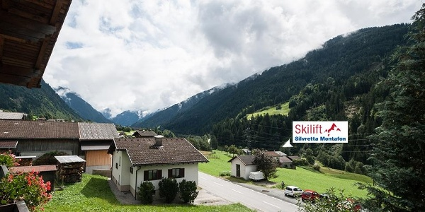 Haus Birgit im Montafon Aussicht