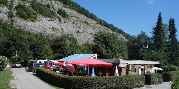 Restaurant beim CampAu