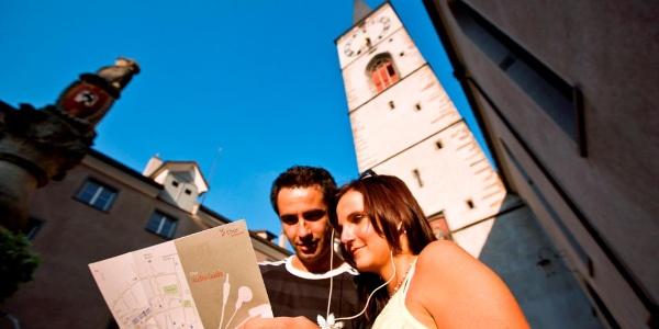 Audio Guide Tour Chur