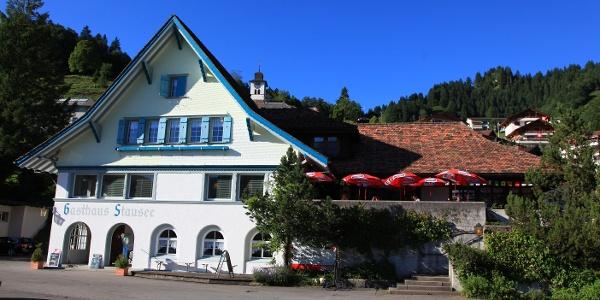 Gasthaus Stausee.