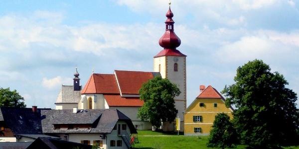 Kirche St. Pankrazen
