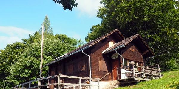 Mollner Hütte 1005m
