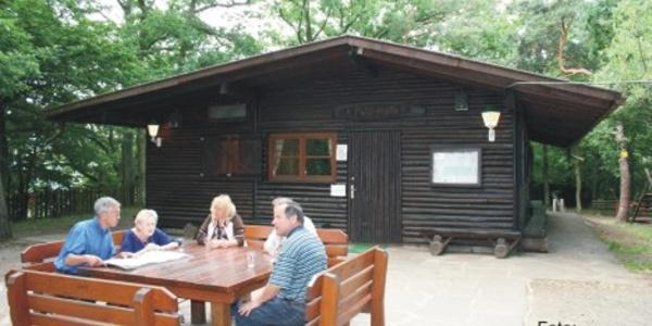 Hütte des PWV Olsbrücken (Auf dem Oberberg)