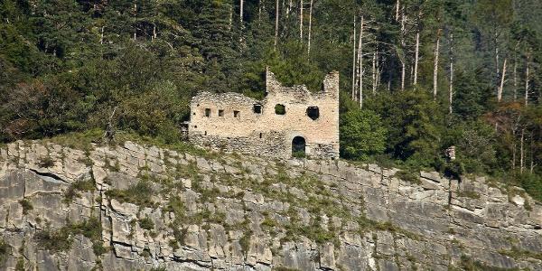 Burg Lichtenstein - auch Katzenburg genannt