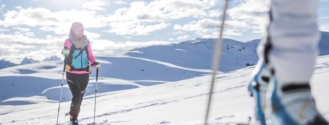 Skitourengehen in der Ferienregion Kronplatz