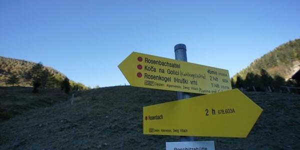 Rosenkogelhütte