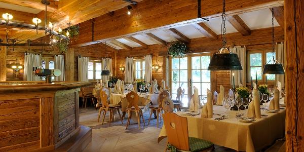Restaurant Waldhaus im Golfhaus Sonnenalp