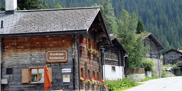 Gasthaus Edelweiss Sommer