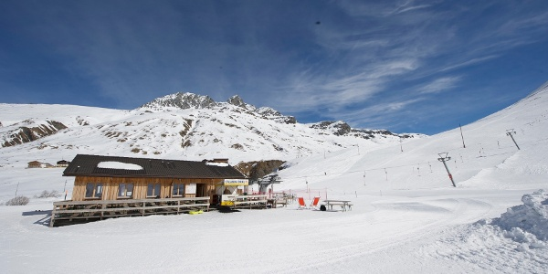 Skihütte Cavetta