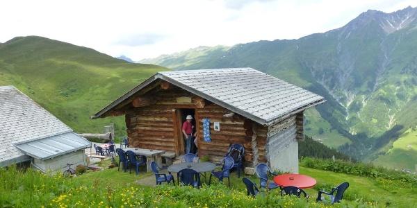 Sommerbeizli Alp Bischola