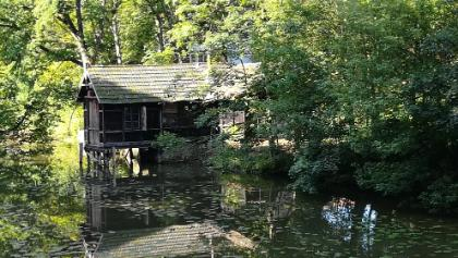 Altes Zollhaus am Nordhorn-Almelo-Kanal