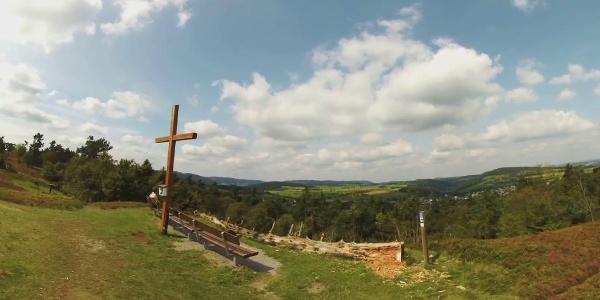 Sauerland Höhenflug 360 Grad