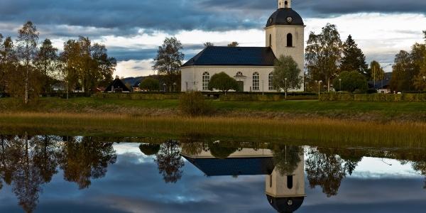 The Church of Ytterhogdal