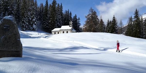 Kirchlein Kalte Herberge