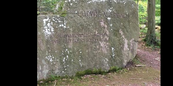 Gedenkstein Auerbach
