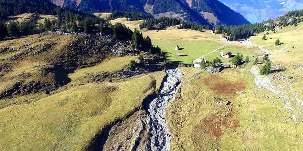 Seefeldsee und Älggialp
