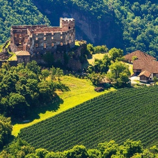 Castelronda San Genesio Bolzano Castel Rafenstein
