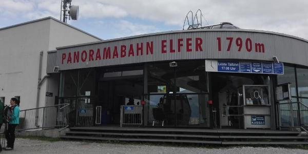 Bergstation Elferbahn