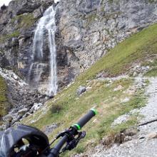 Aufstieg zur Sesvenna Hütte