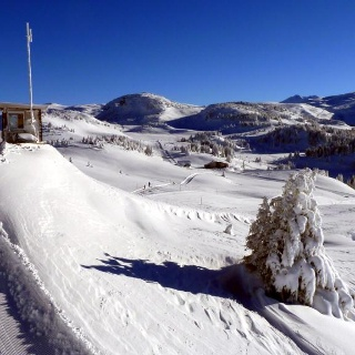 Bergstation Feldis Mutta