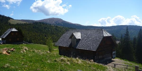 Reichenfels - Peterer Hütte
