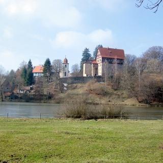 Jugendherberge Schloss Rechenberg
