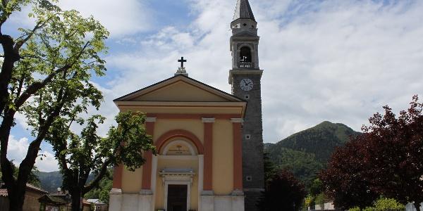 Chiesa di Tiarno di Sotto