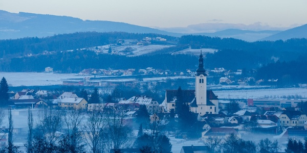 Winter in St. Ruprecht (c) Joachim Otter