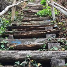 83 Stufen...😬
