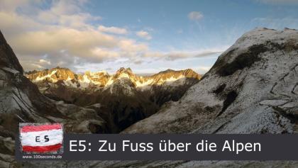 E5 von Oberstdorf nach Meran - der Film