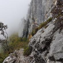 Foto von Wanderung: Über den Nodice bei Pregasina  • Garda Trentino (04.10.2017 07:34:30 #3)
