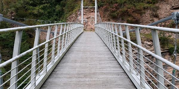 Ponte del canyon del Limarò