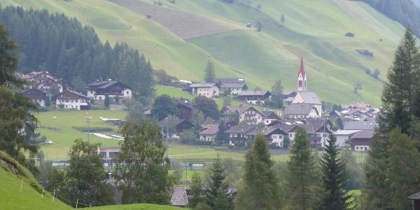 Blick auf Prettau