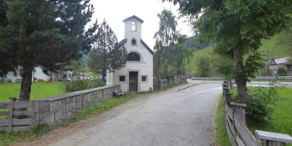 Kapelle in Prettau