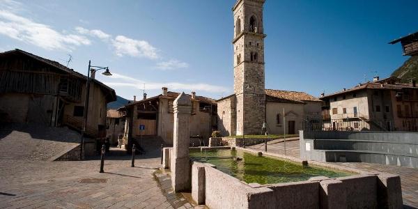 Piazza di Dorsino
