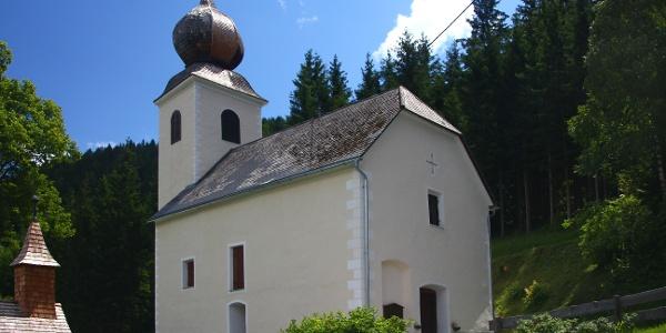 Kirche zum Heiligen Wasser