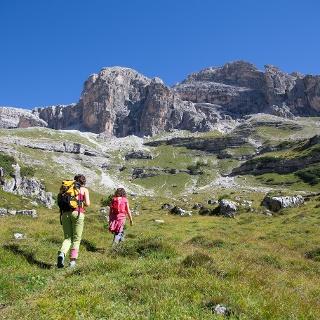 Trekking per la Val d'Ambiez