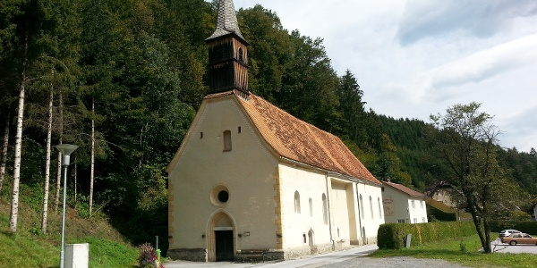 Heiligenblut-Kirche Voitsberg